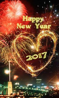 New Year 2017 - screenshot