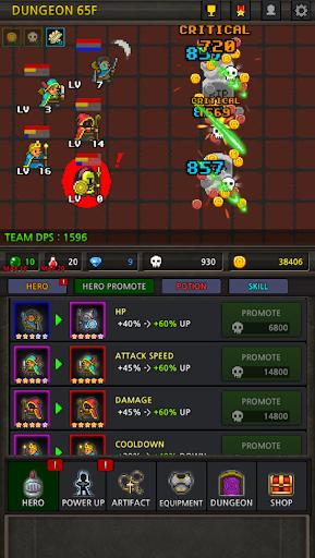Grow Heroes Vip : Idle RPG  image 20