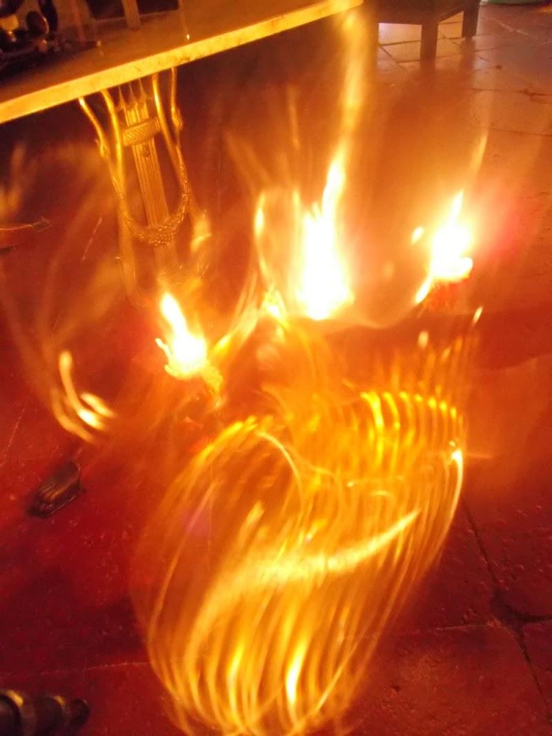Brindisi a lume di candela di utente cancellato