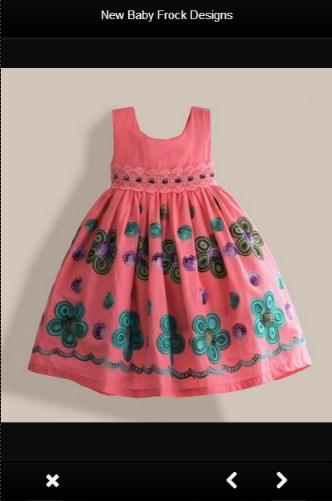 ed255f9b253e New Baby Frock Designs APK download