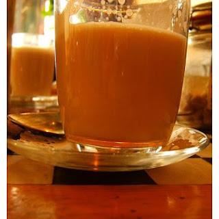 Ginger Tea Mix.