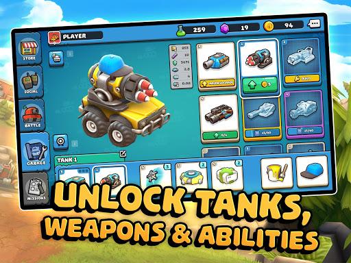 Pico Tanks: Multiplayer Mayhem 34.2.2 screenshots 12