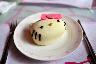 Photo: Hello Kitty Icecream