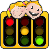 Traffic Car Game for Kids