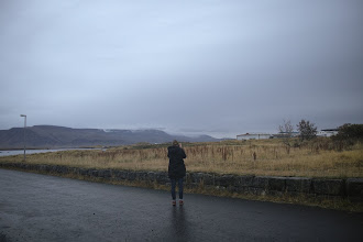 Photo: Cinematographer Jo Barker scouting for locations in Iceland. Watch Jo's work at http://vimeo.com/jobarker  www.twitter.com/1968FilmGroup