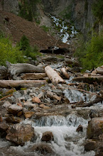 Photo: Intermittent Springs - Afton, Wyoming