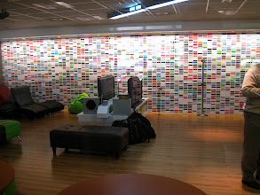 Photo: Looks like the Google office!