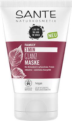 3Min Shine Mask eko birch leaf & plant-based proteins