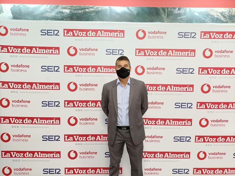 José Bravo, Responsable de Administración Pública en Vodafone Business.