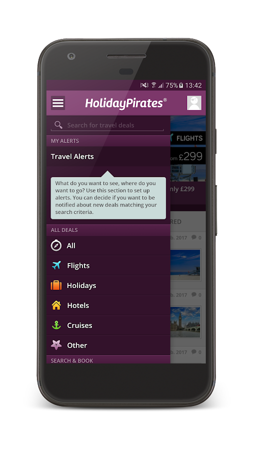 HolidayPirates- screenshot