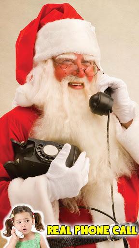 Call Santa REAL Phone Call