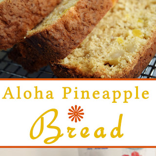 Aloha Pineapple Bread