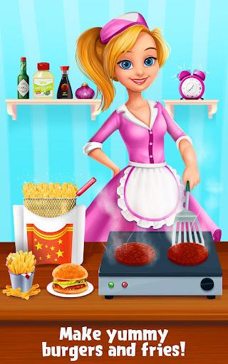 Burgers Shakes - Food Maker