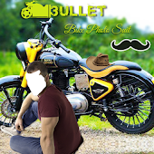 Bullet Bike Photo Suit