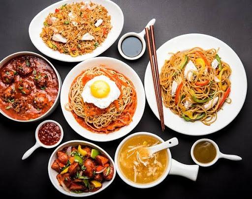 SHIVKRUPA FAST FOOD menu 1