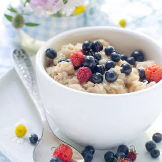 Delicous Overnight Oats.
