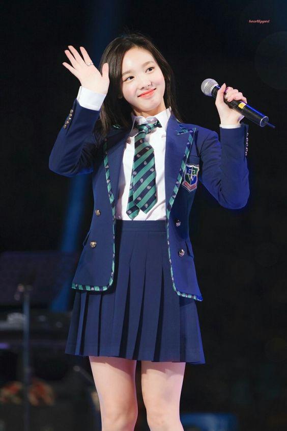 nayeon uniform 24