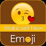 Make self New Emojis icon