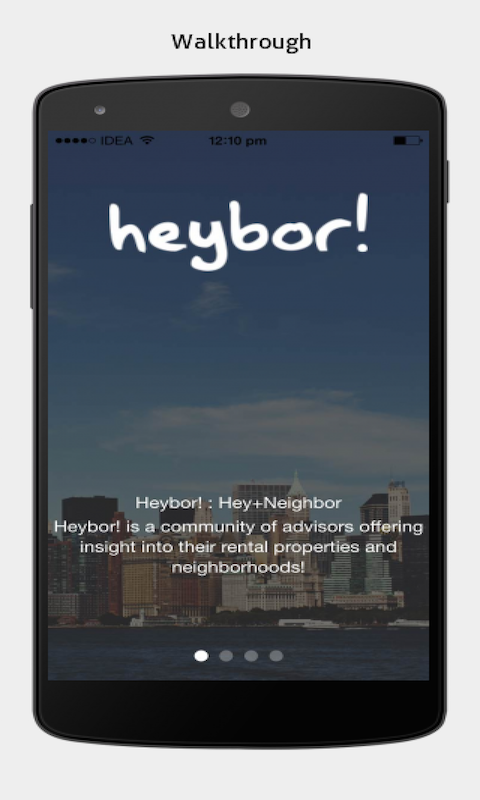 Heybor!- screenshot