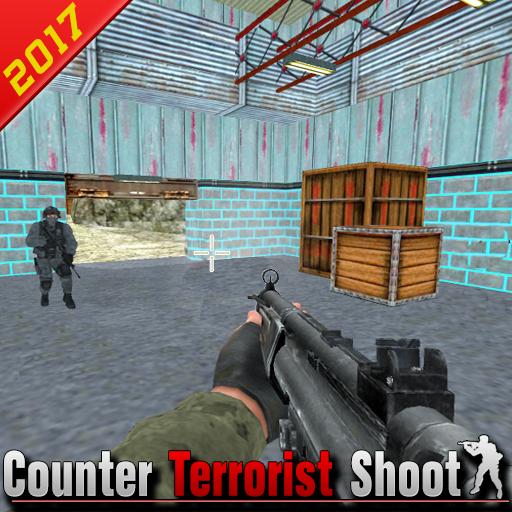 Counter Terrorist Shoot - The Army Commando Call (game)