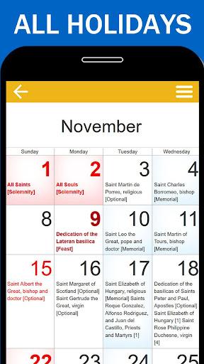 Church Calendar 2020 ss2