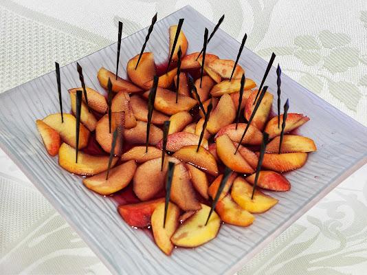 Un piatto di frutta di Fiorenza Aldo Photo