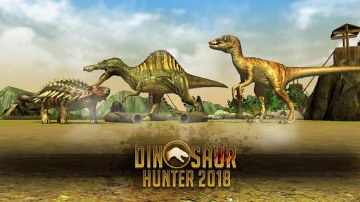 Dinosaur Hunter 2018 1.4 gameplay | by HackJr.Pw 1