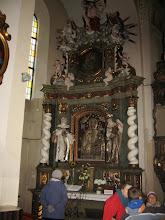 Photo: Ołtarz Matki Boskiej Różańcowej