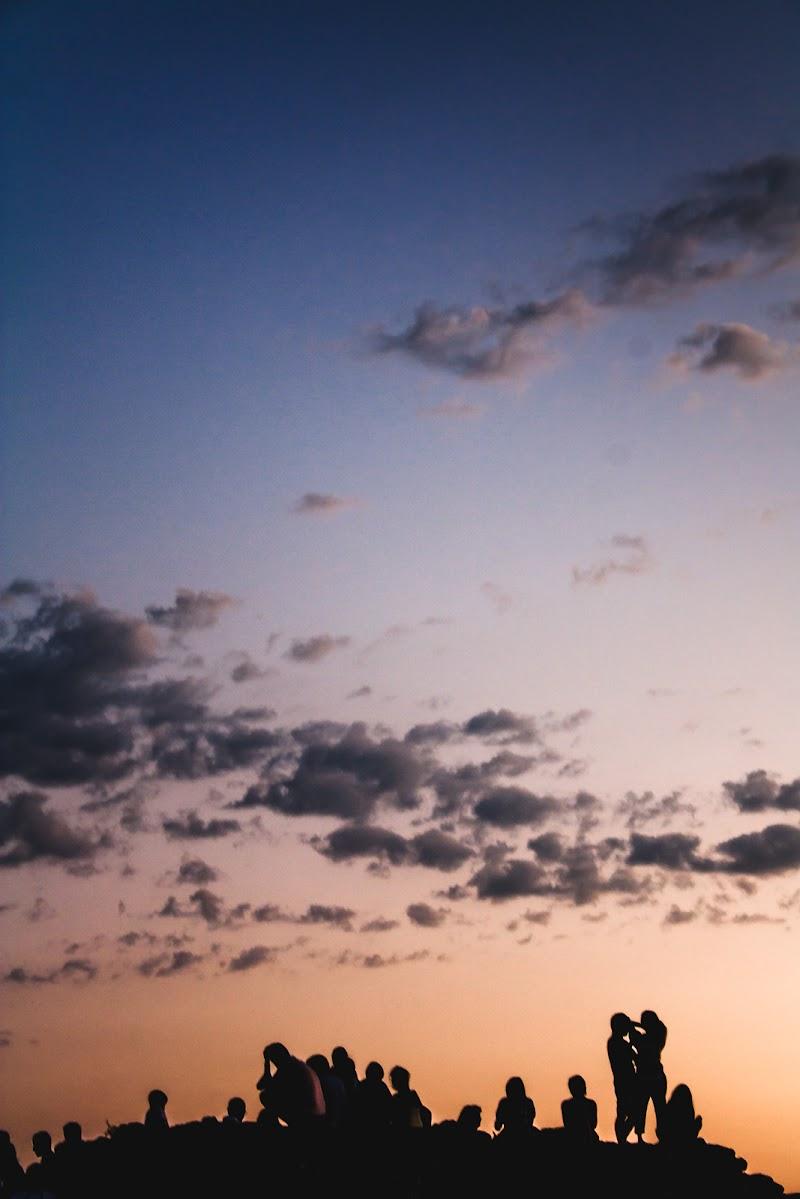 Underneath the Sky di Giacomo Federici