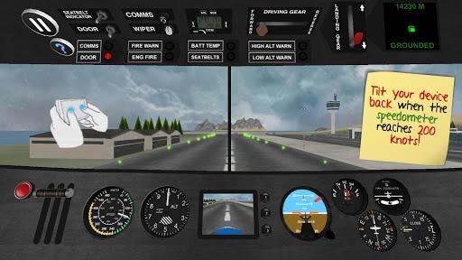 항공기 시뮬레이터 3D