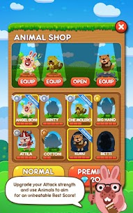 LINE Pokopang – POKOTA's puzzle swiping game! 5