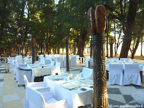 Photo: #015-Le restaurant annexe ''Le Diola'' du Club Med de Cap Skirring