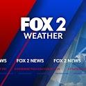 Fox 2 St Louis Weather icon