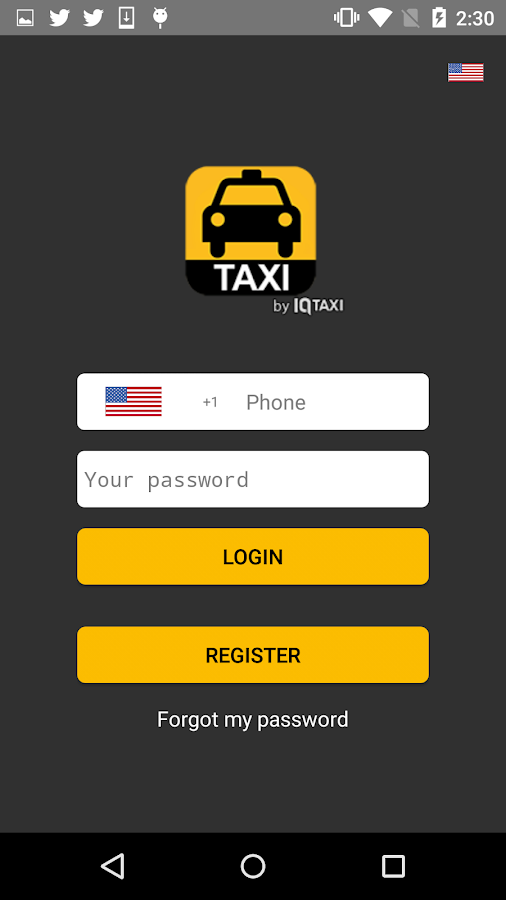 Get Now Taxi- screenshot