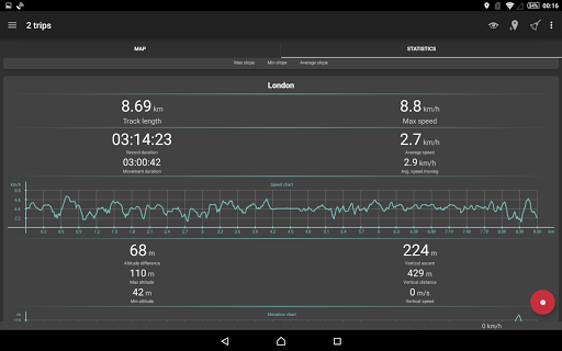 Geo Tracker - GPS tracker  screenshots 11