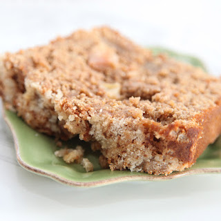 Sugared Apple Bread