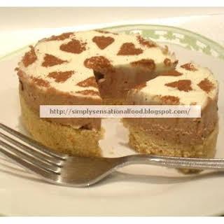 Chocolate~vanilla Cheese Cake.