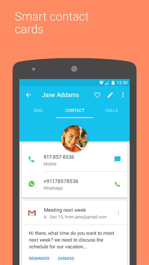 Caller ID + Block- screenshot