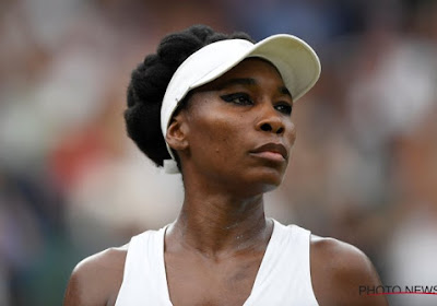 Naast Roger Federer, Rafael Nadal en Serena Williams moet nu ook Venus Williams verstek geven voor de US Open