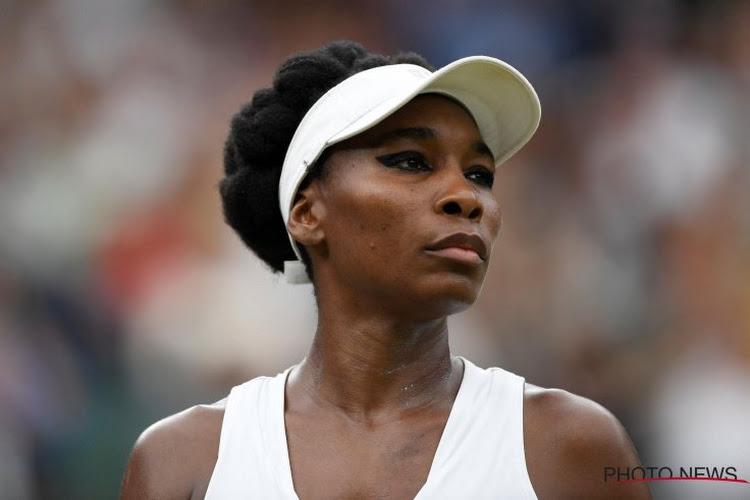? Venus Williams est éliminée en huitième de finale du tournoi de Rome