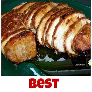 The Best Pork Roast Ever!