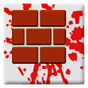 Brick attack! Free icon