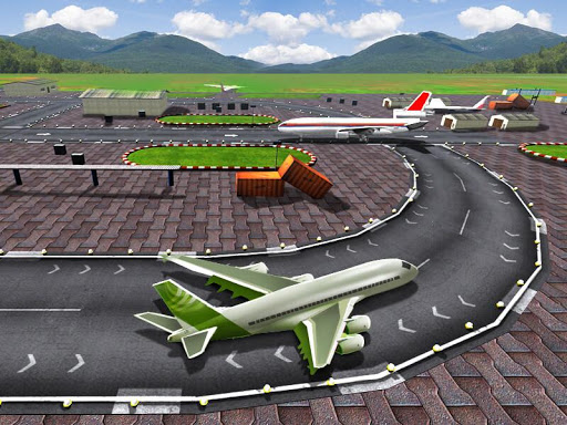 Plane Driving 3D  screenshots 12