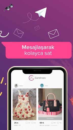 Gardrops screenshot 2