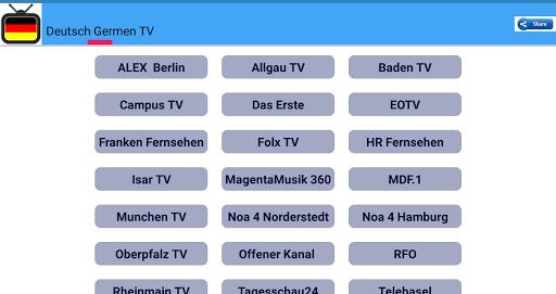 Deutsch Live IPTV 1.1.0 screenshots 5