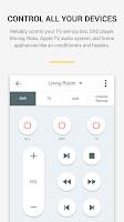 Screenshot of Peel Smart Remote