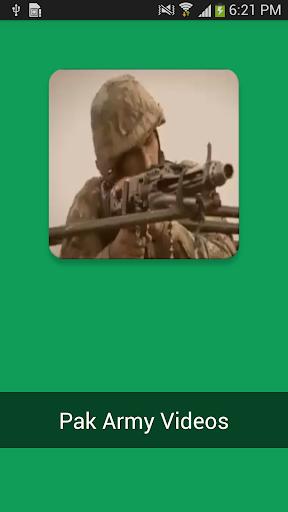 Pak Army Videos