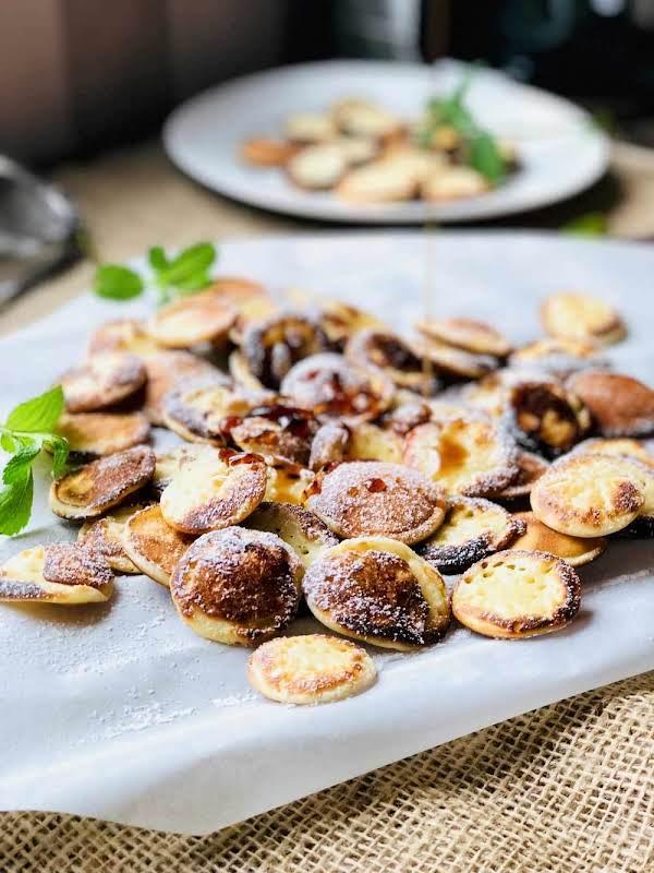 Dutch Mini Pancakes Recipe
