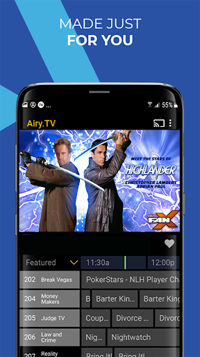 Airy - Stream Free TV Shows & Movies, and More! 2.4.0gcR screenshots 6