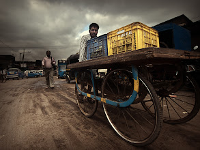 Photo: Some early morning deliveries in Mumbai, India. www.michiel-delange.com #streetphotography  #streetphotographers